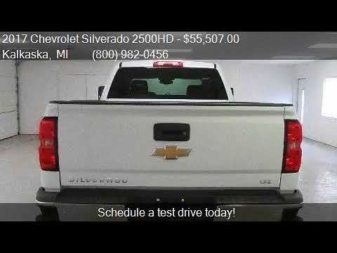 2017 chevrolet silverado 2500hd ltz for sale in kalkaska for Voice motors kalkaska michigan