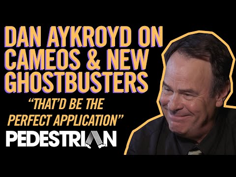 Dan Aykroyd Thinks The Cast Of Paul Feig's 'Ghostbusters' Reboot Is 'Just Badass'