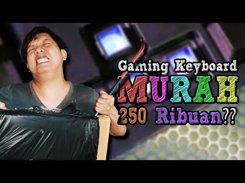 🔥 Keyboard MURAH Khusus Gamers 250 Ribuan ??? | AULA 859 Killing The Soul Unboxing