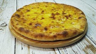 ОСЕТИНСКИЕ ПИРОГИ Без дрожжей Рецепт с картошкой и сыром