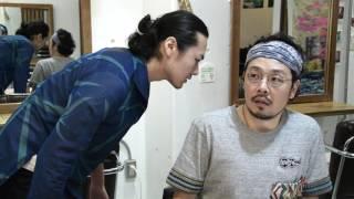 """RICCA Station 4""CM 「尾松は呪文をとなえた篇」『リッカクエストへアドレッサーズ 一族と予言の終わり』"
