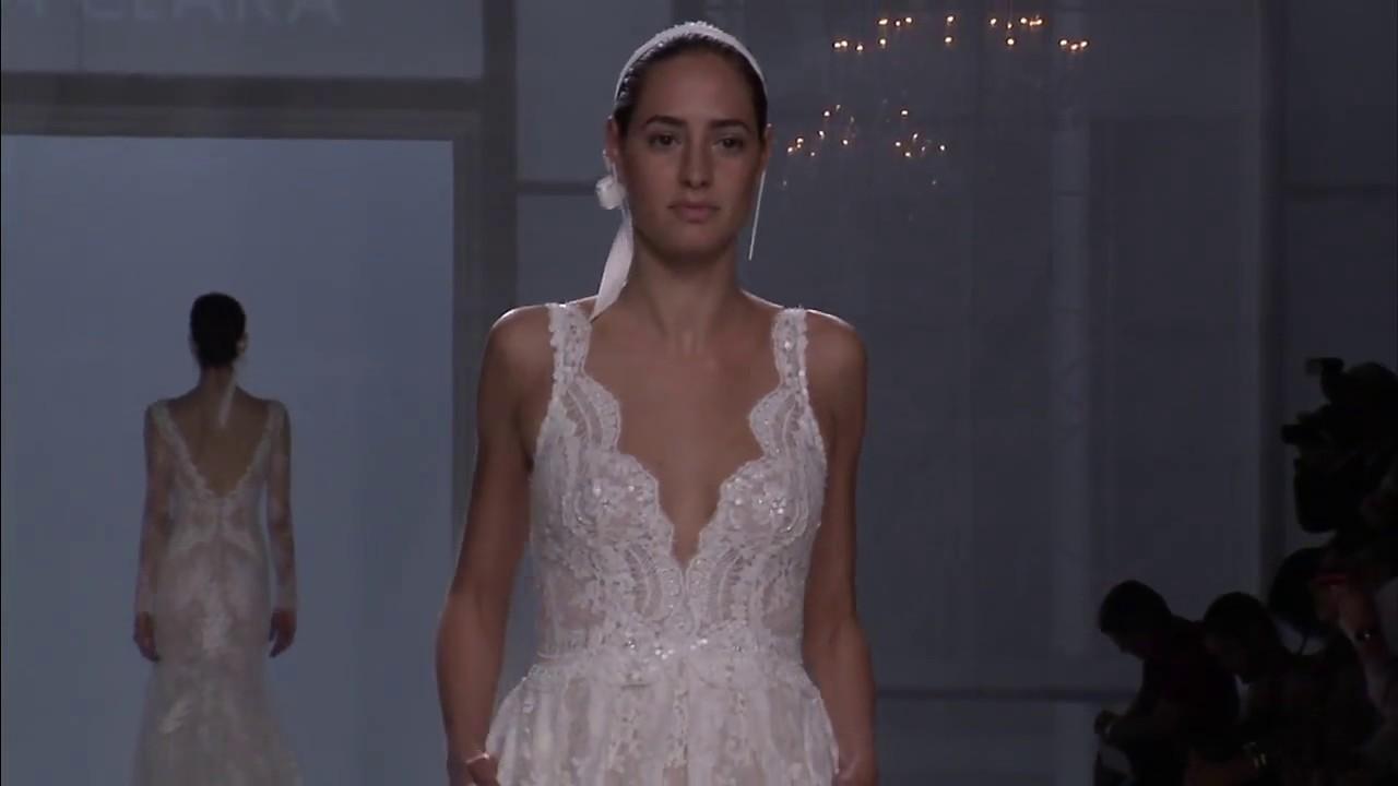 Vestidos madre novia rosa clara 2019