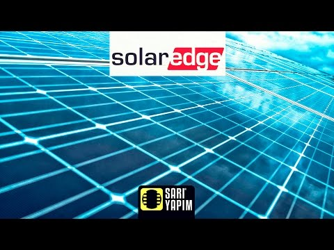 Solar Edge / GES Project (4K Drone Film)