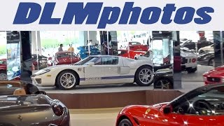DUBAI TRIP 2016 EPISODE 4!!! Touring Exotic Car Dealerships & More...
