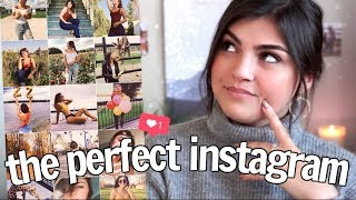TIPS FOR A PERFECT INSTAGRAM FEED   Gain Followers...