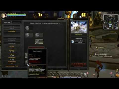 Dragon Nest SEA - Job Change Scroll (Gear Master to Shooting Star)
