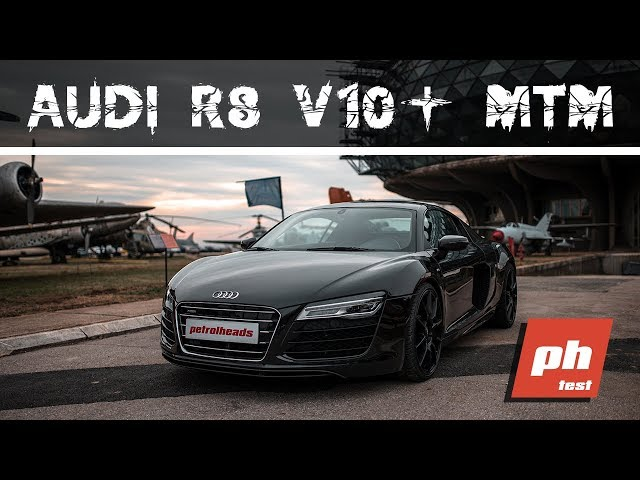 Evo zašto je koštao 220.000€- AUDI R8 V10 Plus MTM