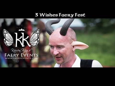 3 Wishes Faery Fest - Cornwall