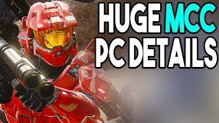 HUGE MASTER CHIEF COLLECTION PC DETAILS - PLAY HALO REACH EARLY!