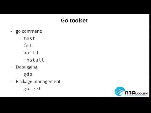 Scaling FastAGI Applications with Go - AstriCon 2014