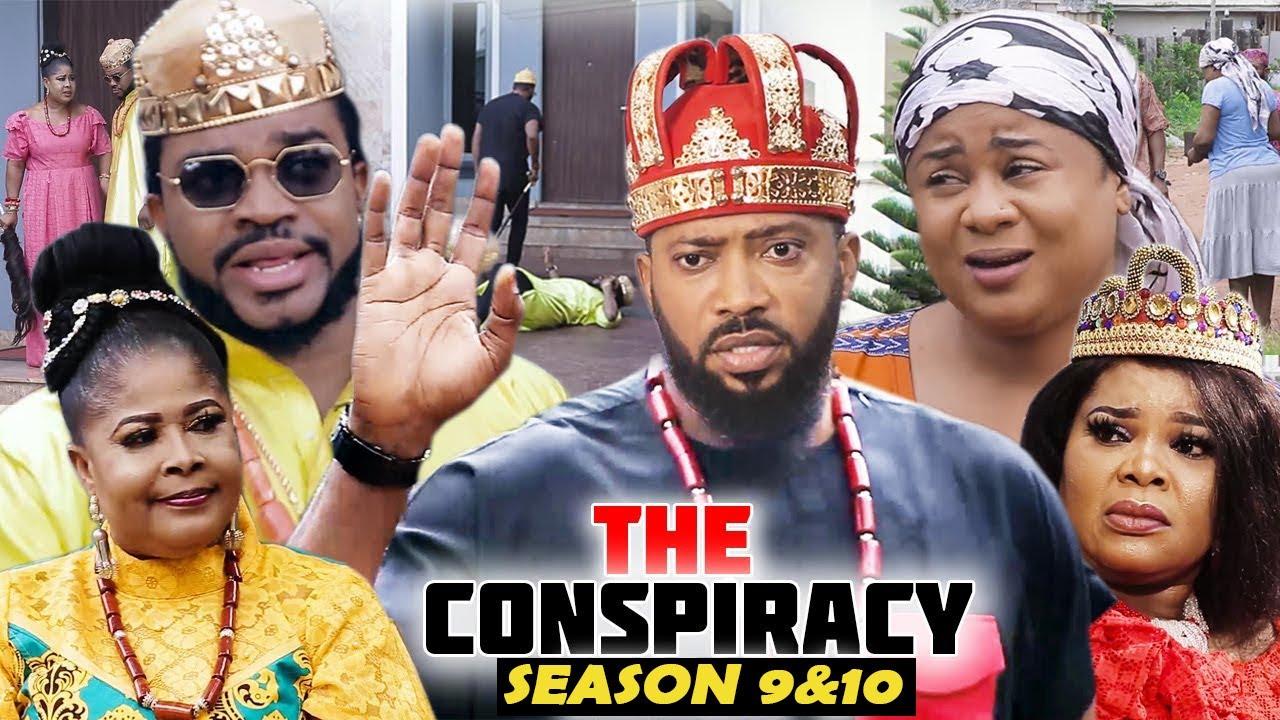 Download THE CONSPIRACY SEASON 9,10&11 (Trending New Movie) Fredrick Leonard & Uju Okoli 2021 Nigerian Movie
