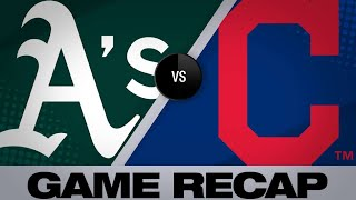 5/21/19: Canha's HR, bullpen lead A's to win