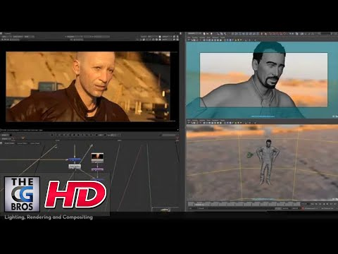 "CGI 3D/VFX Breakdown Showreel HD: ""Production Showreel 2015"" - by Puppetworks"