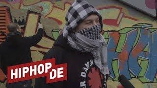 Kool Savas und Laas Unltd. beim Graffiti sprühen (Interview) - Do or Die