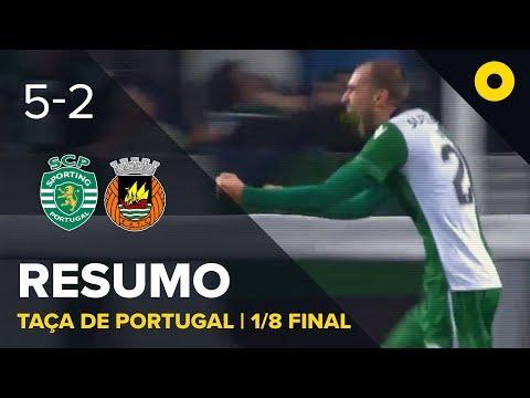 Sporting 5-2 Rio Ave - Resumo | SPORT TV