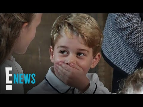 Prince George Adorably Shows Off Missing Tooth in 6th Birtay Pics  E News