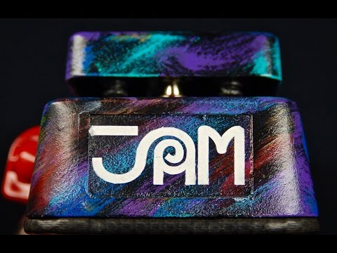Jam Pedals wahcko + Wah