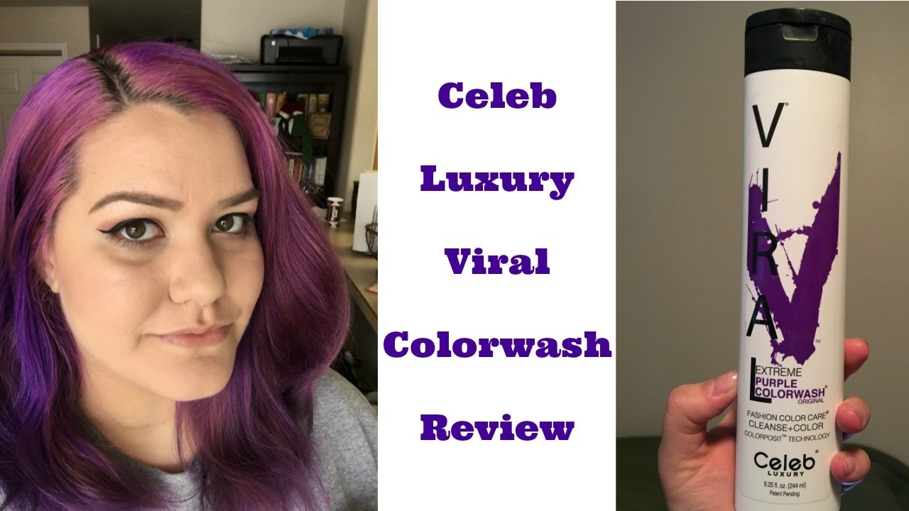 Ordinary Color Wash For Hair Part - 2: Celeb Luxury Viral Colorwash Review