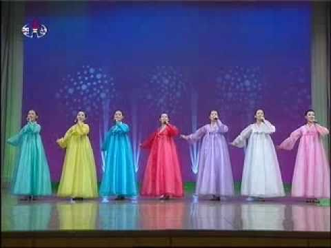 """[National Art Troupe] """"Song of Every Weekday"""" {DPRK Music}"""