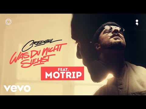 WAS DU NICHT SIEHST feat. MoTrip // prod. by The Cratez [Official Credibil] on YouTube