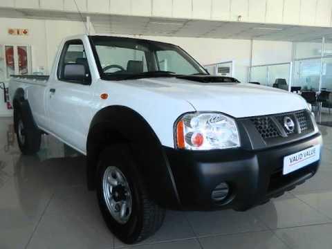 2012 NISSAN HARDBODY NP300 2.5 Tdi Lwb 4X4 Auto For Sale On Auto Trader South Africa