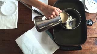 Golden Barrel Funnel Cake Mix Tutorial