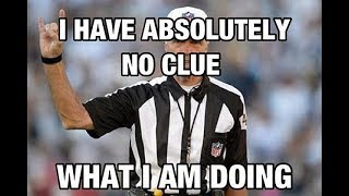 Panthers/Officials Hand Giants Heartbreaking 33-31 Loss