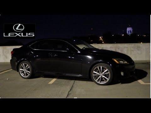 2008 Lexus Is350 3year Ownership