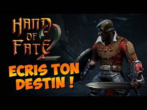 HAND OF FATE 2 : Écris ton destin ! | LET'S PLAY FR #2