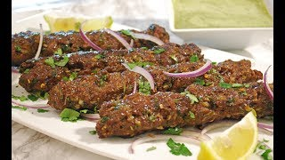 Quick and EASY Lamb Kebabs Recipe