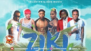 Ziki Riddim Mix - Talent Promotion & Ique Music - 2019