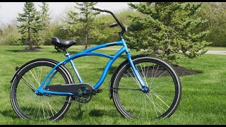 "26"" Cruiser Bike  -  Huffy Good Vibrations™ Bicycle"