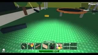 Roblox Dynamic Lighting + Physics Failure