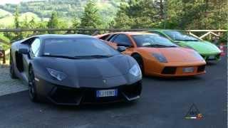 Lamborghini Experience 2012 - N°1/3