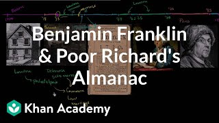 Benjamin Franklin and Poor Richard