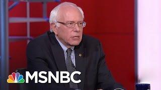 Bernie Sanders Sits Down With Rachel Maddow (Full) | Rachel Maddow | MSNBC