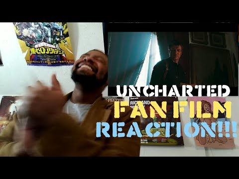 UNCHARTED - LIVE ACTION FAN FILM | REACTION!!!