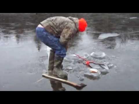 How to collect ice fishing bait for the season youtube for Ice fishing bait