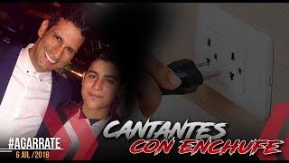 #AgarrateInvestiga ENCHUFADOS LAVAN DINERO CON HIJOS CANTANTES | PARTE 1 | AGÁRRATE | FDP