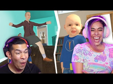 Why Is This Game SO FUNNY?! - Granny Simulator