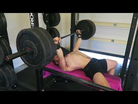BajheeraIRL - CHEST DAY: Bench Press Tips - Power-Building Gym Vlog