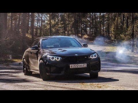 BMW M2. Самая быстрая до 4000000. Anton Avtoman.