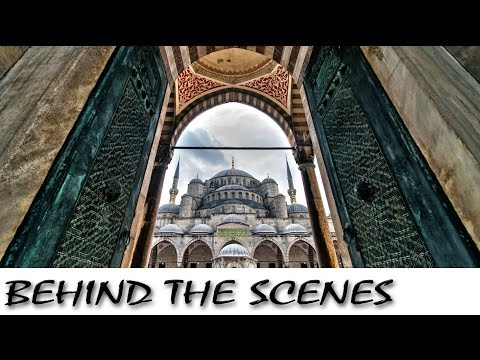Istanbul - Two continents, one city (Behind The Scenes)