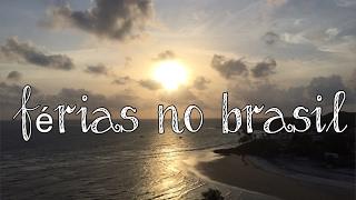 Férias no Brasil Verão 2017 | Muito sol e algumas praias do RN