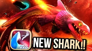 ALAN, DESTROYER OF WORLDS - Hungry Shark Evolution - NEW Space Shark Update! (iPhone Gameplay Video)
