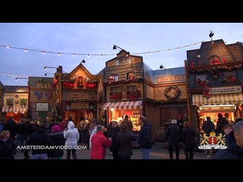 Christmas Market Düsseldorf 2013 HD (12.21.13 - Day 1269)