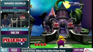 Wario World by Dangerless in 0:47:53 - SGDQ2016 - Part 81