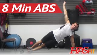 hasfit s eight minute abs workout to get ripped abs fast 8 min abs 8 minute to get abs