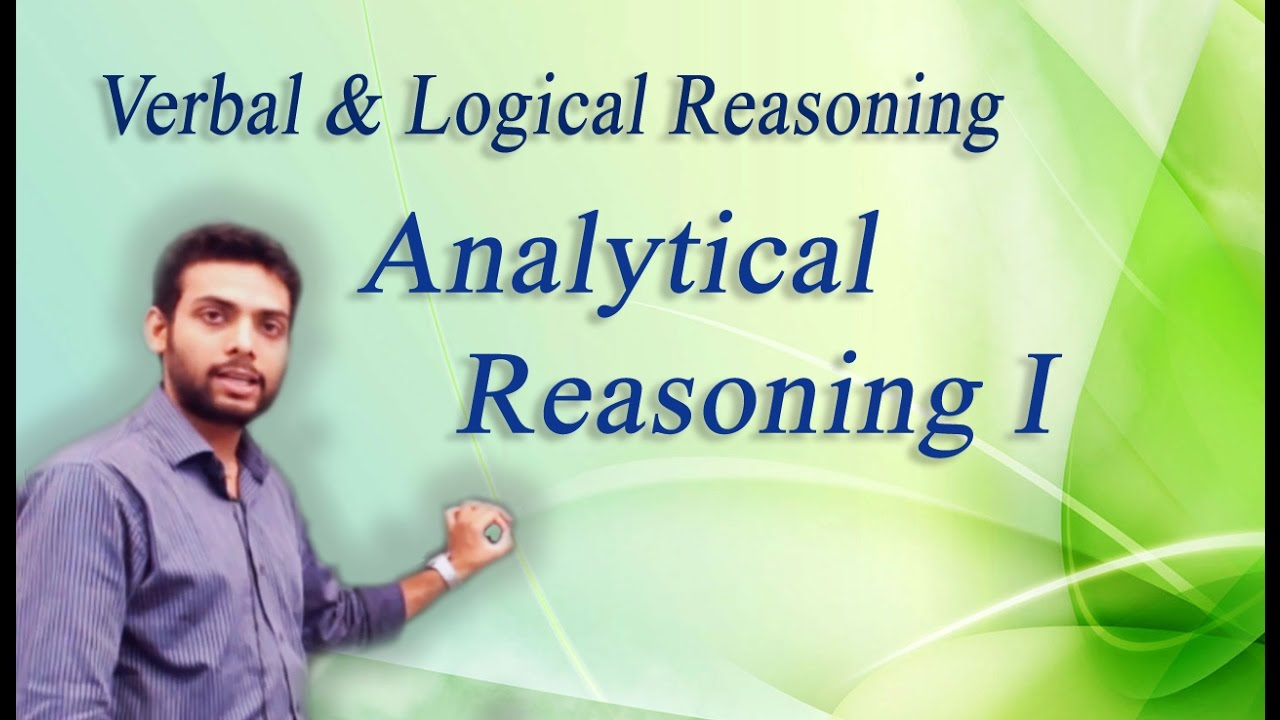 topics under analytical ability