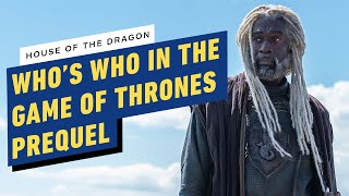 House of the Dragon: Who's Who in the Game of Thrones Prequel Teaser Trailer